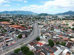 Aluguer de carros em Campo Grande, Brasil