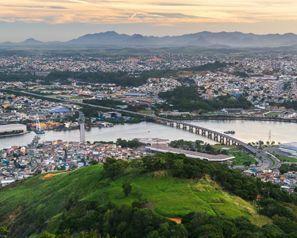 Aluguer de carros em Cariacica, Brasil