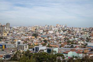 Aluguer de carros em Caxias Do Sul, Brasil