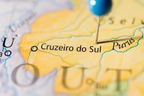 Aluguer de carros em Cruzeiro do Sul, Brasil
