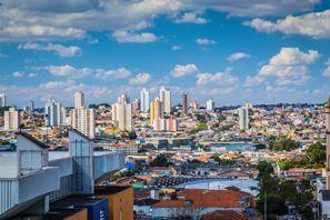 Aluguer de carros em Diadema, Brasil
