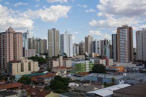 Aluguer de carros em Goiânia, Brasil