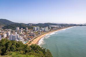 Aluguer de carros em Itajaí, Brasil