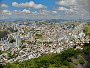 Aluguer de carros em Juiz de Fora, Brasil