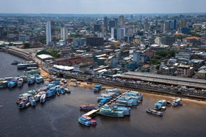 Aluguer de carros em Manaus, Brasil