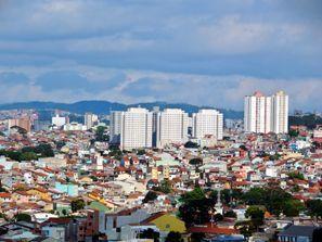 Aluguer de carros em Mauá, Brasil
