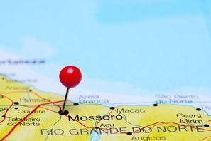 Aluguer de carros em Mossoró, Brasil