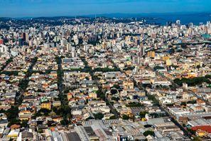 Aluguer de carros em Osvaldo Aranha, Brasil