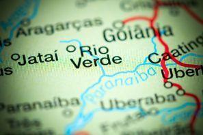 Aluguer de carros em Rio Verde, Brasil
