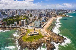 Aluguer de carros em Salvador, Brasil