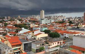 Aluguer de carros em São Caetano do Sul, Brasil