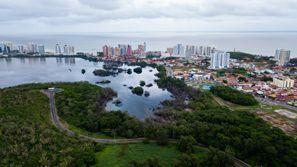 Aluguer de carros em São Luís, Brasil