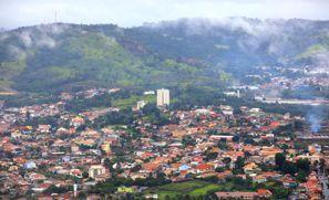 Aluguer de carros em São Roque, Brasil
