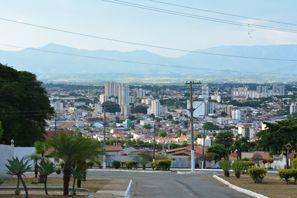 Aluguer de carros em Taubaté, Brasil