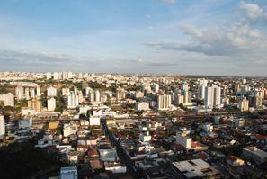 Aluguer de carros em Uberlândia, Brasil