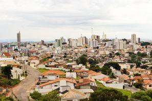 Aluguer de carros em Varginha, Brasil