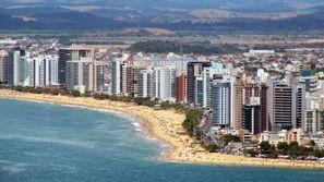 Aluguer de carros em Vitória, Brasil