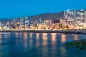 Aluguer de carros em Antofagasta, Chile