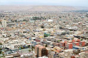 Aluguer de carros em Arica, Chile