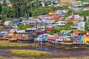 Aluguer de carros em Castro, Chile