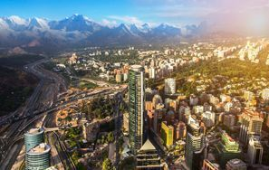 Aluguer de carros em Los Andes, Chile