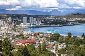 Aluguer de carros em Puerto Montt, Chile