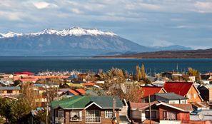 Aluguer de carros em Puerto Natales, Chile