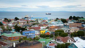 Aluguer de carros em Punta Arenas, Chile