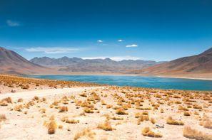 Aluguer de carros em San Pedro de Atacama, Chile