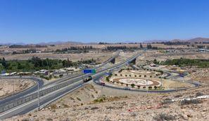Aluguer de carros em Vallenar, Chile