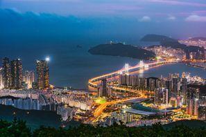 Aluguer de carros em Busan, Coreia do Sul