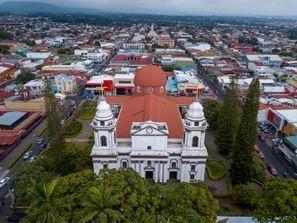 Aluguer de carros em Alajuela, Costa Rica