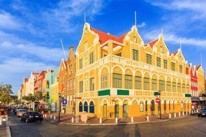 Aluguer de carros em Willemstad, Curaçao