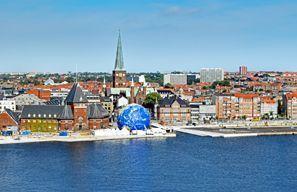 Aluguer de carros em Aarhus, Dinamarca