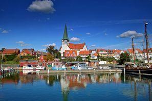 Aluguer de carros em Bornholm, Dinamarca