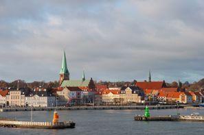 Aluguer de carros em Helsingoer, Dinamarca