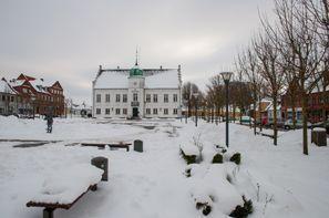 Aluguer de carros em Maribo, Dinamarca