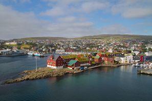 Aluguer de carros em Torshavn, Dinamarca