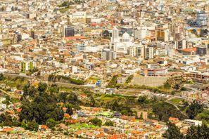 Aluguer de carros em Ambato, Ecuador