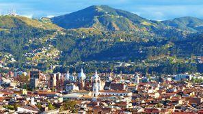 Aluguer de carros em Cuenca, Ecuador