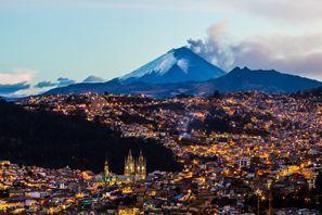 Aluguer de carros em Quito, Ecuador