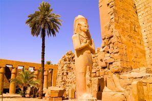 Aluguer de carros em Luxor, Egito