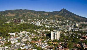 Aluguer de carros em San Salvador, El Salvador