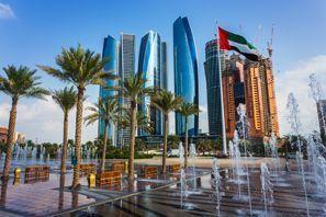 Aluguer de carros em Abu Dhabi, Emirados Árabes Unidos