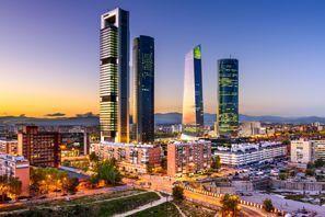 Aluguer de carros em Madri, Espanha