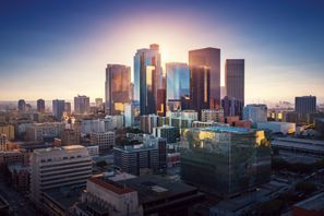 Aluguer de carros em Los Angeles, Estados Unidos