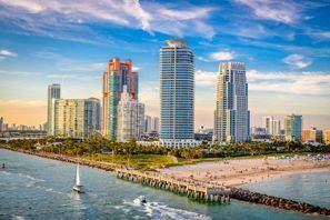 Aluguer de carros em Miami, Estados Unidos
