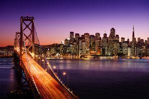 Aluguer de carros em San Francisco, Estados Unidos