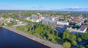 Aluguer de carros em Parnu, Estônia