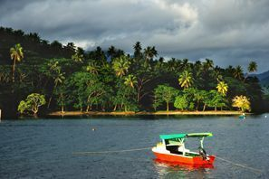 Aluguer de carros em Pacific Harbour, Fiji